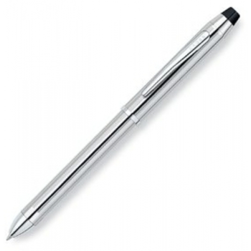 Tech 3 Chrome Ball Pen