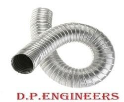 Aluminum Flexible Duct Pipe
