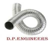 Aluminum Flexible Duct Pipe