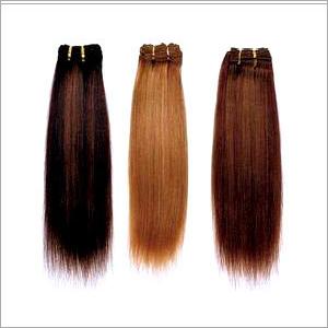 Bleached Human Hair