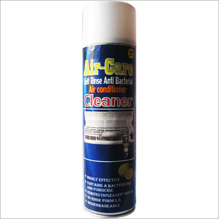 Self Rinse Anti Bacterial Air Conditioner Cleaner