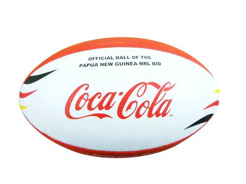 Rugby Ball Promotional