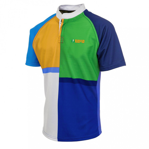 PMC Full Sublimation T-shirt (Grandad Collar)