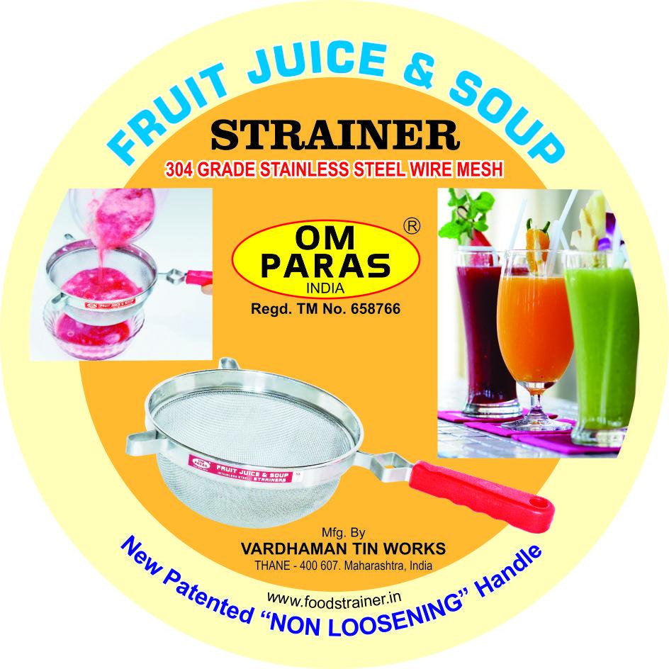 Soup Juice Strainer