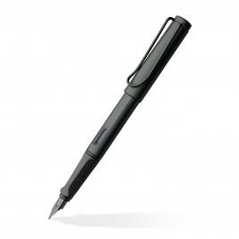 Matte Black Broad Fountain Pen Lamy Safari Matte