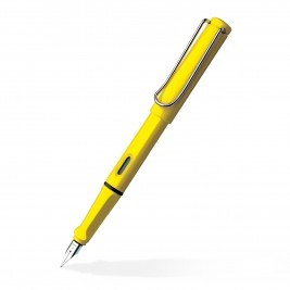 Lamy Safari Yellow Medium Fountain Pen