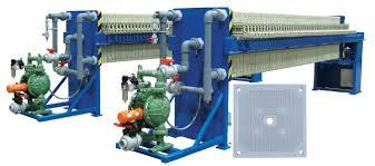 water and waste water equipments
