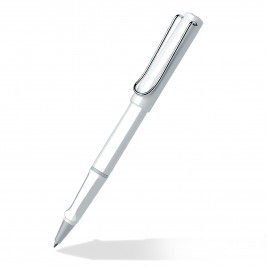 Lamy Safari White Roller Ball Pen
