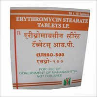 Erythromycin Stearate Tablets IP