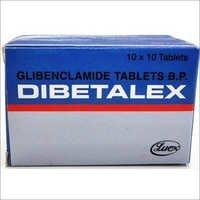 Glibenclamide Metformin Drugs