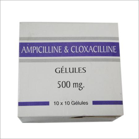 Amoxycillin Capsule 250mg + Cloxacillin 250mg