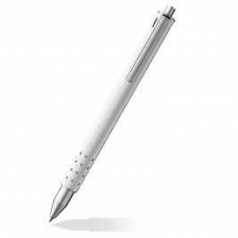 Lamy Swift 334 White Roller Ball Pen
