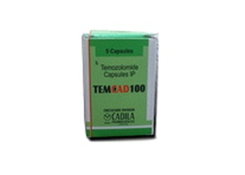 TemCad 100 mg Temozolomide