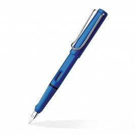 Lamy Safari Blue Medium Fountain Pen