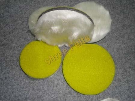 Wool Felt Discs