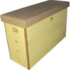 Vaulting Box Wooden
