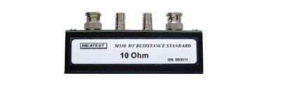 10 Ohm Resistance standards