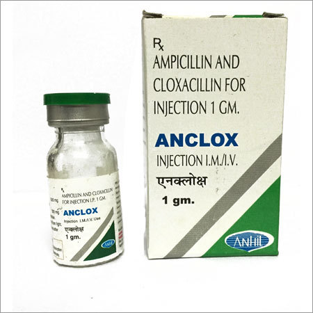 Cloxacillin Injection 1GM