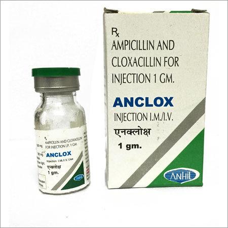 Cloxacillin Injection 1GM