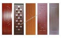 HDF Moulded Melamine Doors