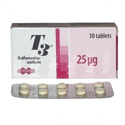 T3 (Liothyronine Sodium) Tablets