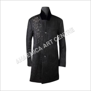 Hand Embroidered Coat
