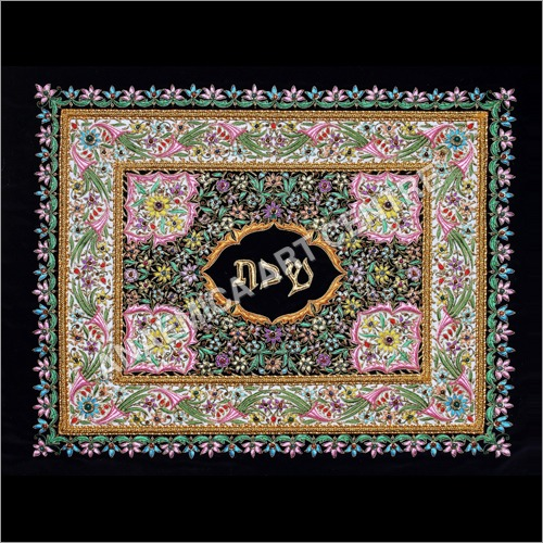 Hand Embroidered Religious Items