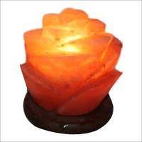 Rose Salt Lamp