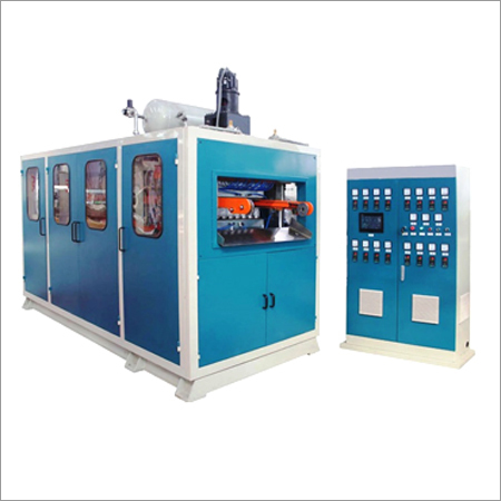 Disposable Thermoforming Glass Machine