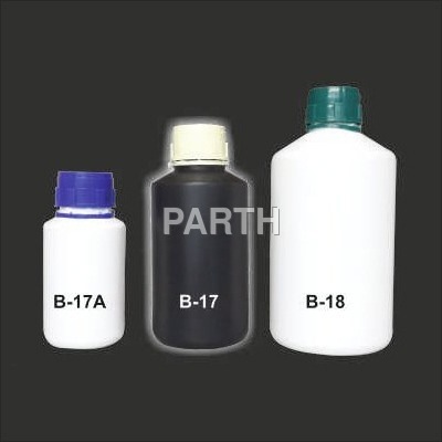 Narrow Mouth Round Seal Bottle