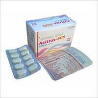 Azithromycin Tablets IP 500mg