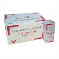 Cefuroxime Axetil Tablets 500mg