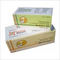 Montelukast Sodium & Levocetirizine HCL Tablets