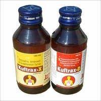 Terbutaline Ambroxol Guaiphenesin Syrup