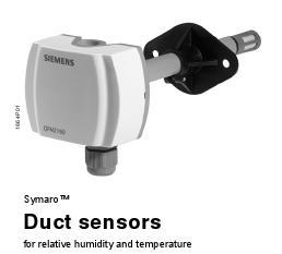 Duct Mounted Temperature Sensor
