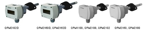 Siemens Duct Mounted CO2 Sensor