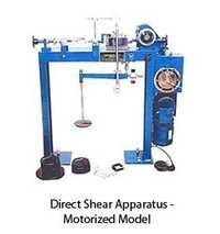 Direct Shear (Motorized Single Speed)