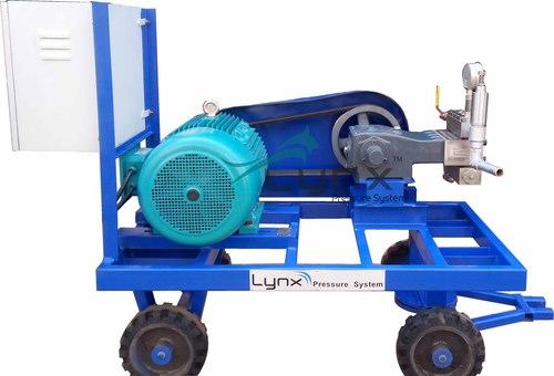 Hydrostatic Testing Pump - 110LPM, 100 BAR
