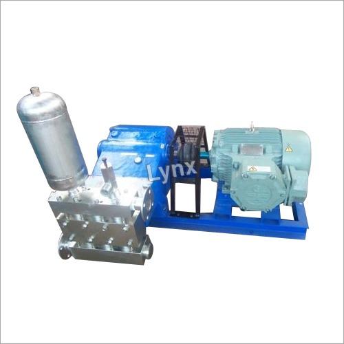 Electric Hydro Test Pumps - 139LPM, 100BAR