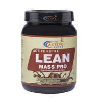 Chocolate Flavour Lean Mass Pro