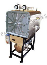 Horizontal  High Pressure Unit