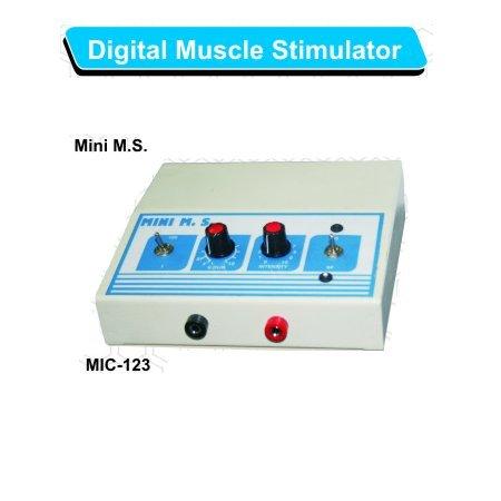 Digital Muscle Stimulator Machine (Mini MS)