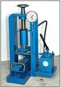 Flexure Testing Machine hydraulic