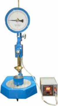 Cone Penetrometer for Mortar