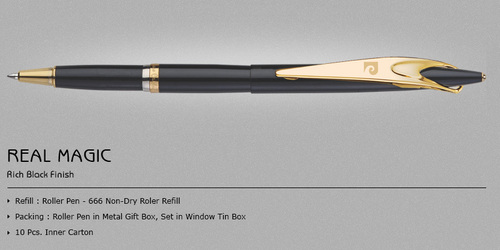 Pierre Cardin Real Magic Roller Pen