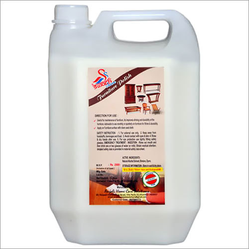 5Ltr Furniture Polish