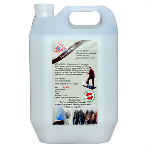 5 Ltr Shoe Polish