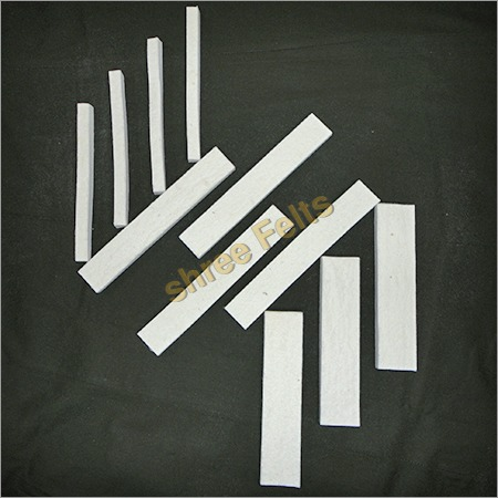 Carbonized Felt Strips