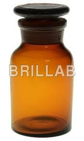 Amber Colour Reagent Bottle