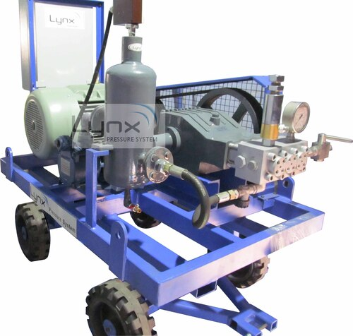 Hydrostatic Test Pumps - 43LPM, 320 BAR